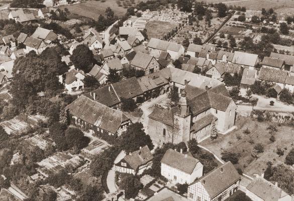 Das ehemalige kleine verwalterhaus wurde 1929 von professor herman